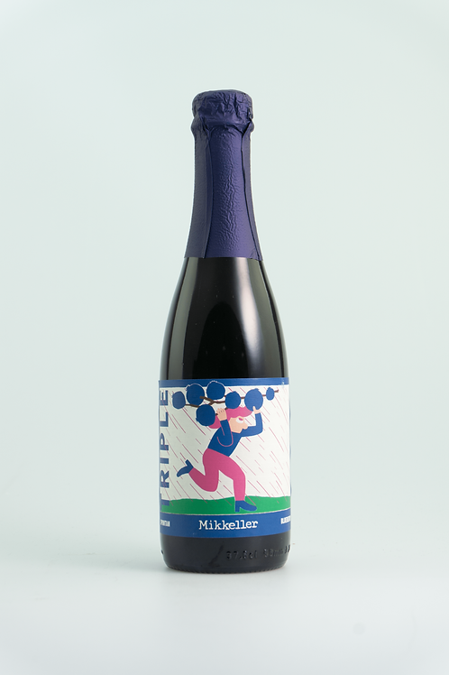 Mikkeller - Spontan Triple Blueberry