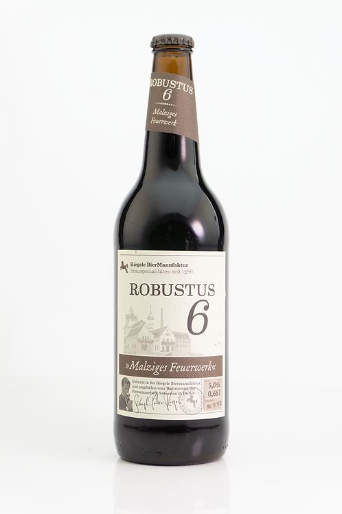 Riegele - Robustus 6 (MHD 10.09.20)