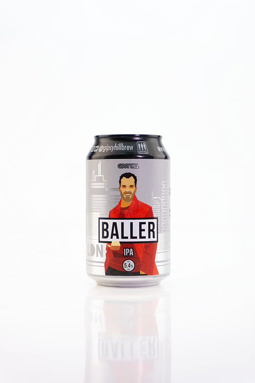 Gipsy Hill - Baller (MHD 25.01.21)
