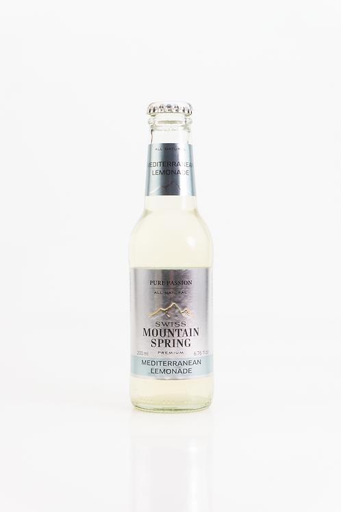 Swiss Mountain Spring -  Mediterranean Lemonade 0,2l