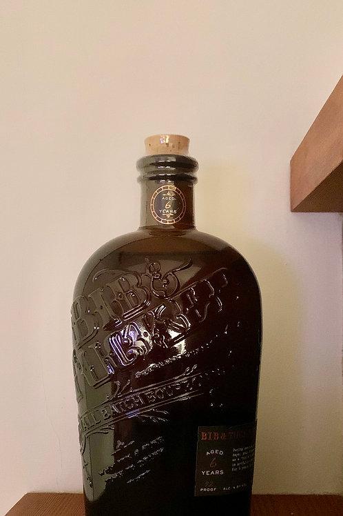 Bib & Tucker - 6 Years Small Batch Bourbon Whiskey