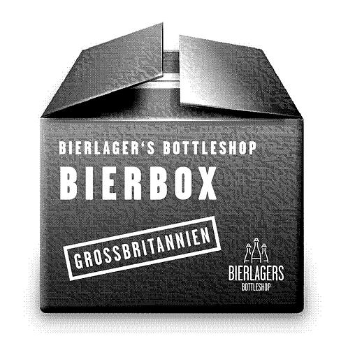 BIERBOX-GROSSBRITANNIEN