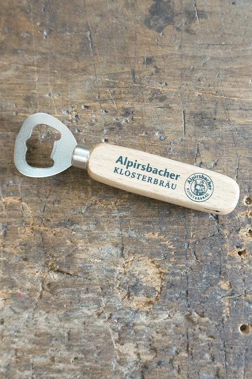 Alpirsbacher Flaschenöffner holz