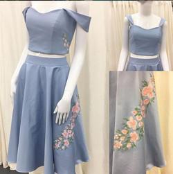 Jessica's Dress for a Wedding