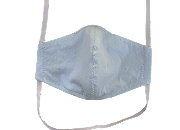 Light Blue - Non-Medical Facemask with Filter