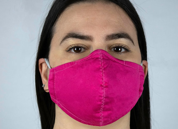 Fuchsia - Non-Medical Facemask with Filter