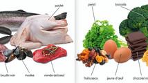 Energie : 5 raisons de consommer des aliments riches en fer.