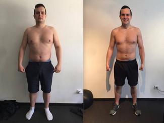 Super résultat de -15 kg pour Arnaud : objectif atteint !