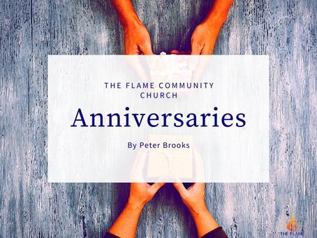 Anniversaries
