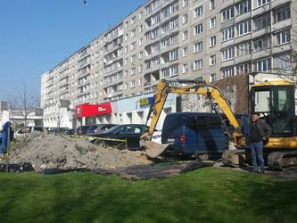 Аренда гусеничного экскаватора в Калининграде