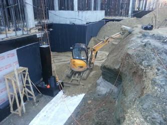 Аренда услуги мини экскаватора в Калининграде по низким ценам
