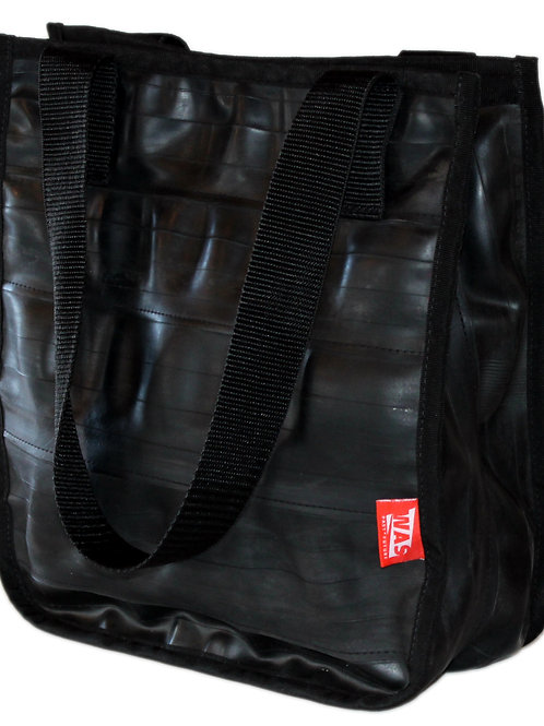 Inner Tube City Bag - RED Lining