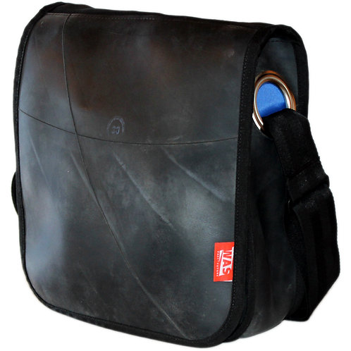 Inner Tube Urban Bag - Blue Lining