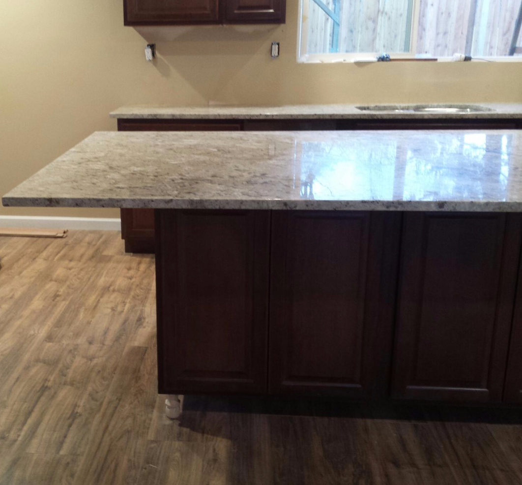 Custom counters made by Proline