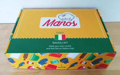Manos, Cooking Tools