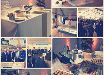 Évènement avec l'agence Les Jardins de la Cité - Centre de tri du Syctom Paris XVII