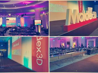 Évènement pour MOLDEX aux Salons de l'Aveyron
