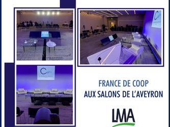 Prestation pour les Salons de l'Aveyron - Paris Bercy