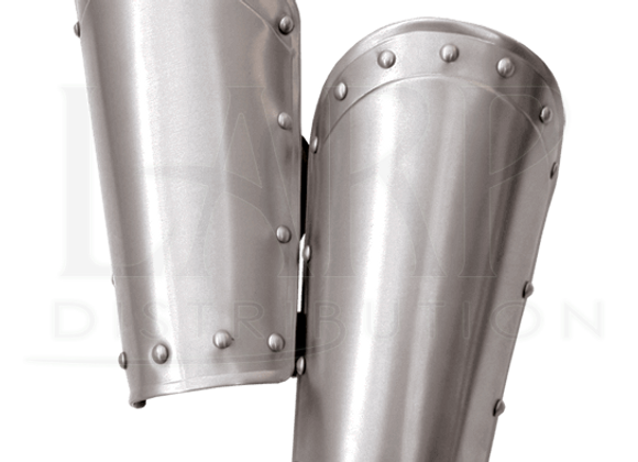 Steel Balthasar Bracers