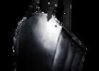 Blackened Adam Breastplate