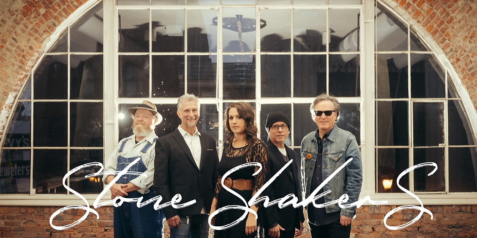 Summer Concert Series - The Stone Shakers