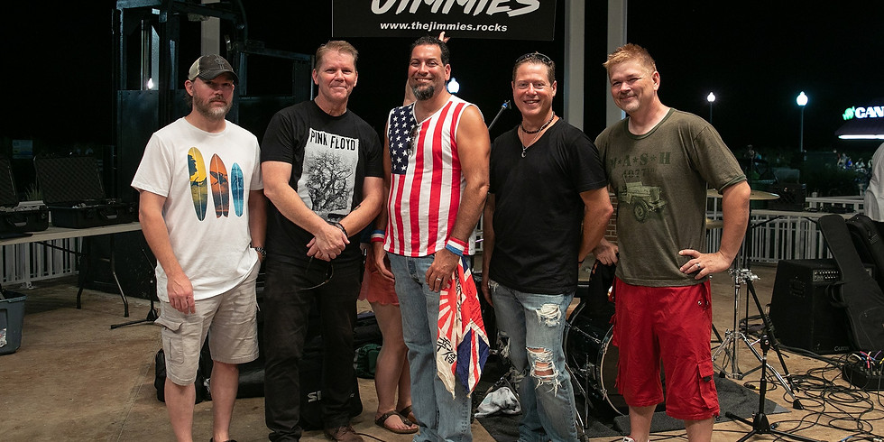 Summer Concert Series - Jimmie's 80's Flashback Band