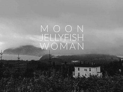 Moon Jellyfish Woman