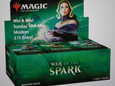 Win a Box Modern Event!