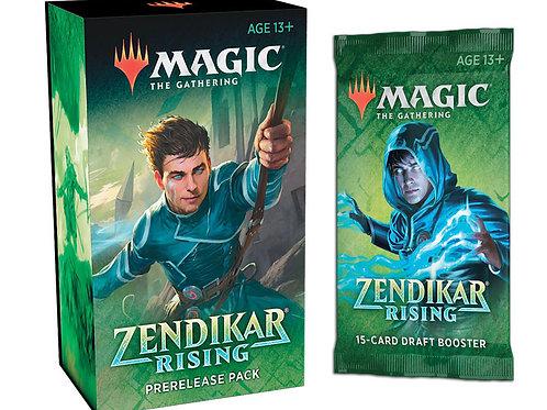 Zendikar Rising -Pre-Release-At-Home Pack