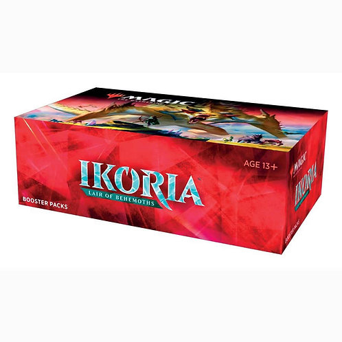 Ikoria Booster Box