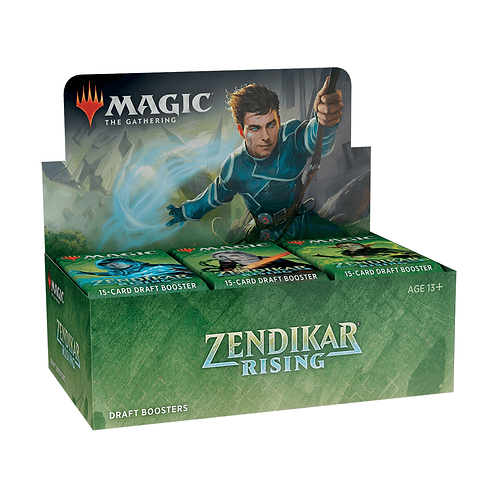 Zendikar Rising - Booster Box