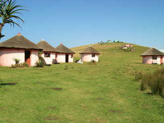 Basking in the beauty of Bulungula