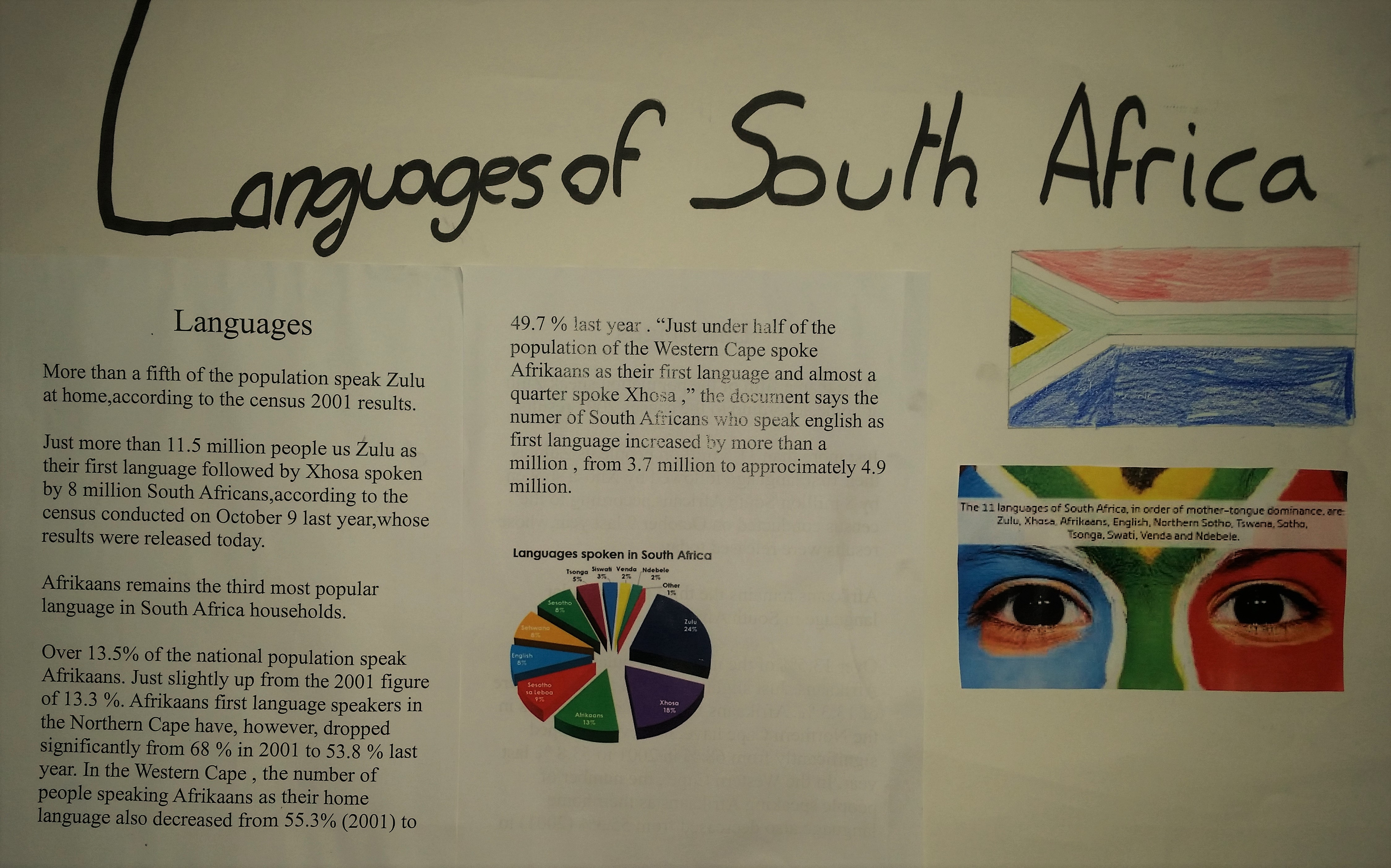 Languages of South Africa