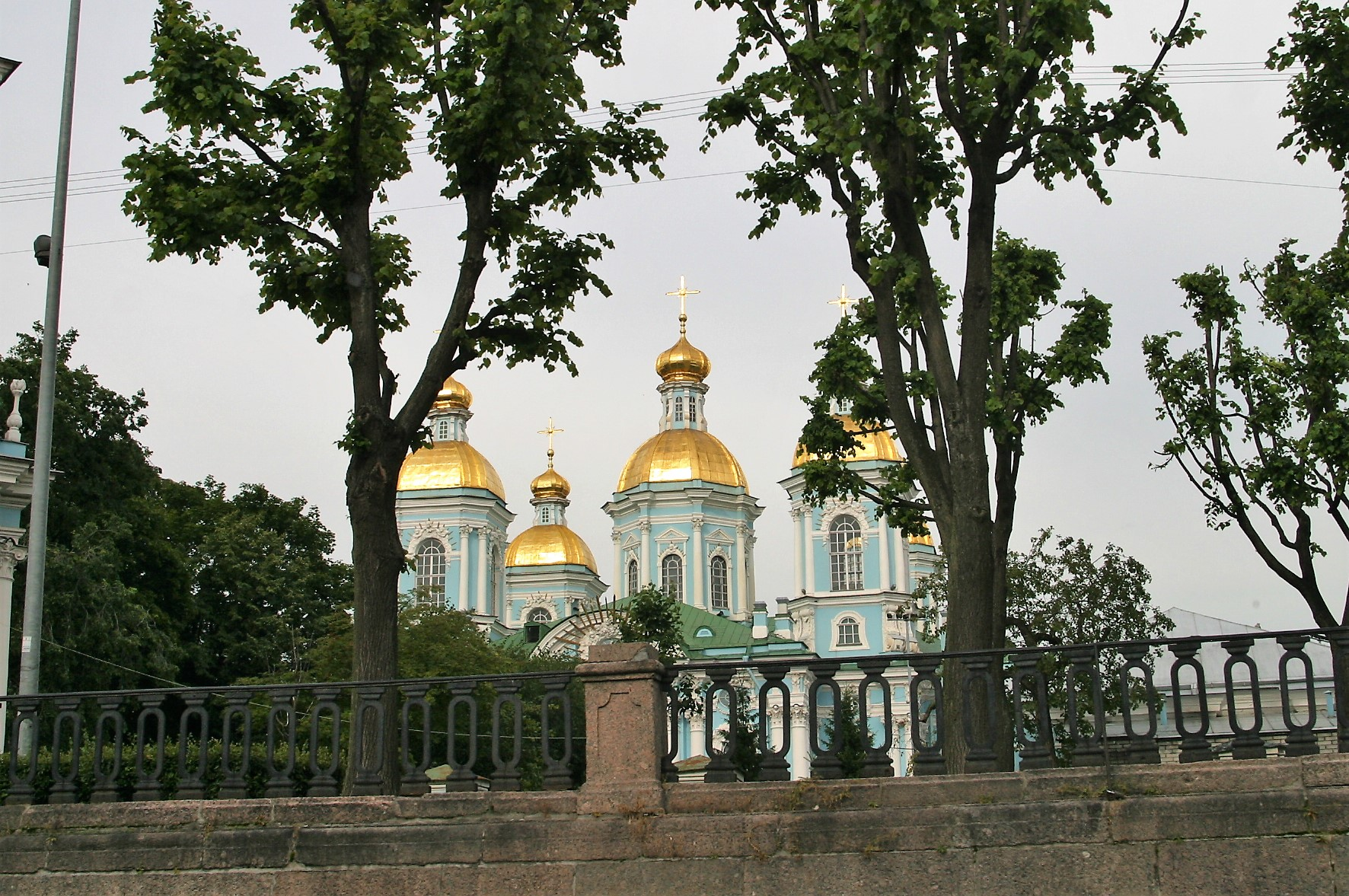 The Nikolsky Cathedral