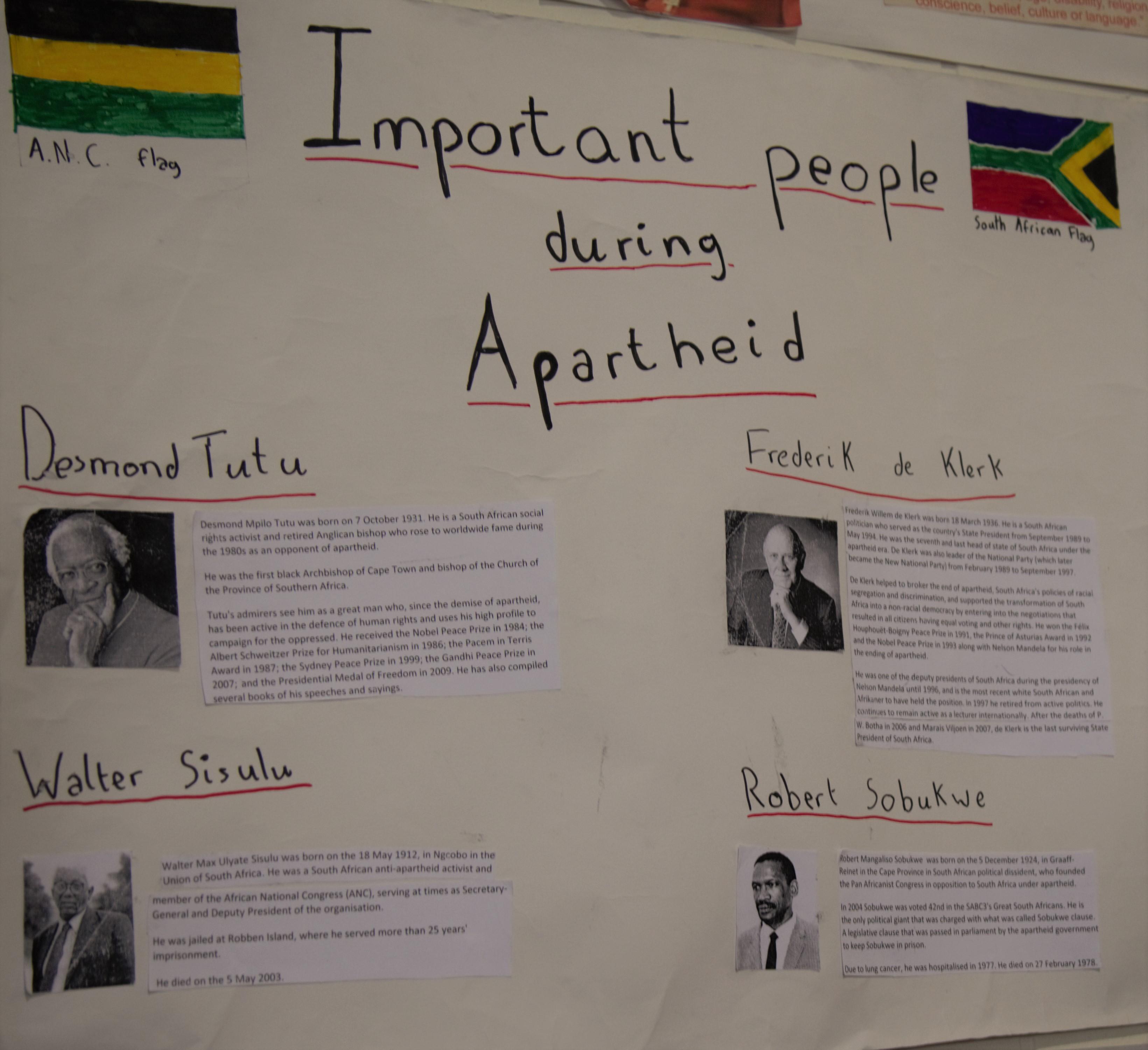 Laws of Apartheid