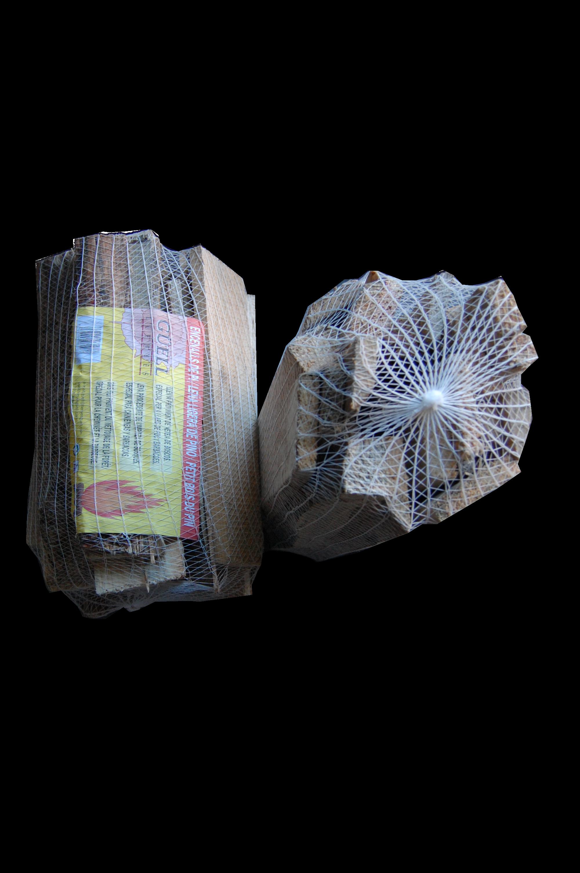 Paquet d'encenalls de pi