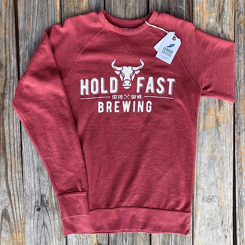 Hold Fast Crew Neck Sweatshirt