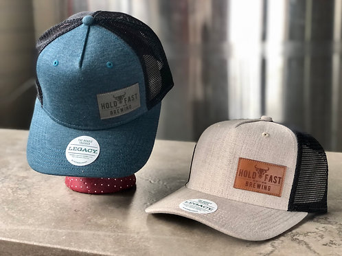 """Hold Fast """"The Roadie"""" Trucker Hat"""