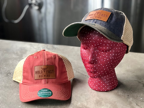 """Hold Fast """"Old Favorite"""" Trucker Hat"""