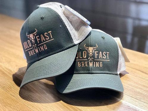 Hold Fast Trucker Hat