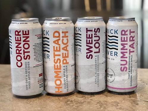PICK-UP CANNED CIDERS