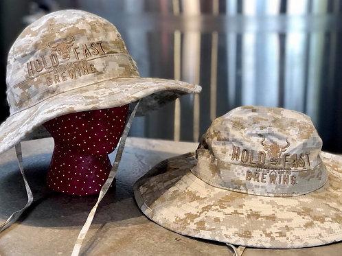 Hold Fast Camo Bucket Hat