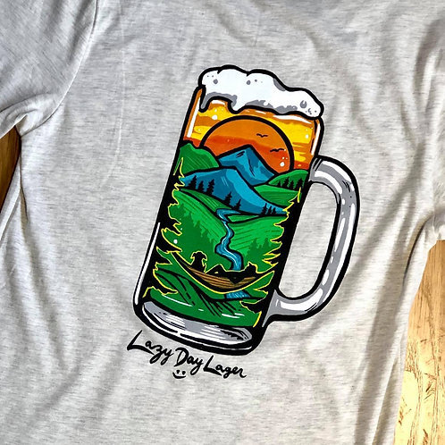 Lazy Day Lager T-Shirt