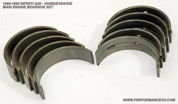 Clevite VH45DE Main Engine Bearings