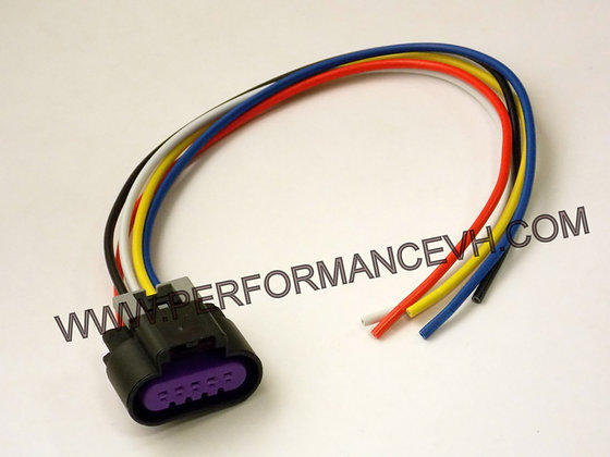 LS3 LS7 5 Wire MAF Sensor Wiring Connector Pigtail
