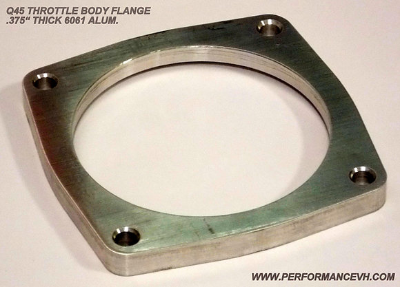 90-96 Infiniti Q45 VH45DE Throttle Body Flange