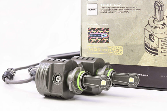 Nissan 90-96 300zx Z32 Morimoto 2Stroke LED Headlight Kit