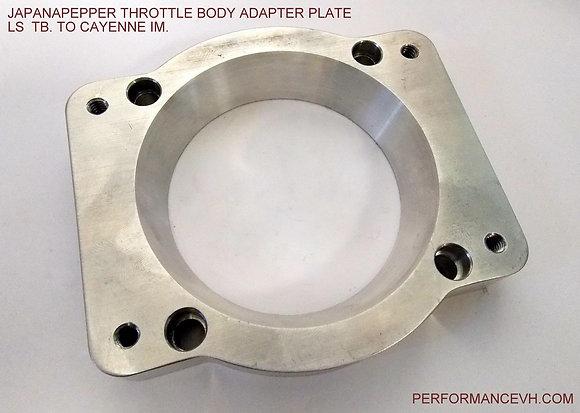 LS3/LS7 Throttle Body Adapter Plate