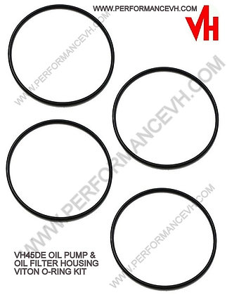VH45DE OIL PUMP & FILTER HOUSING VITON O-RING KIT