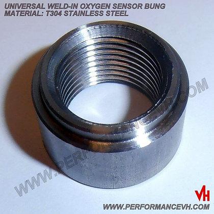 304 Stainless Steel o2 Sensor Boss
